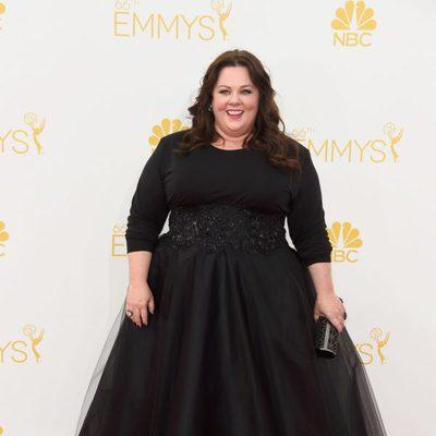 Melissa McCarthy en la red carpet de los Emmy 2014