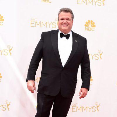 Eric Stonestreet en la red carpet de los Emmy 2014