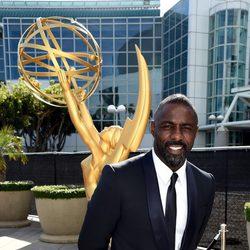 Idris Elba en los Premios Emmy 2014
