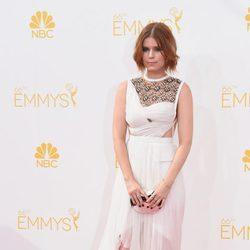 Kate Mara en la alfombra roja de los Premios Emmy 2014