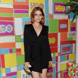Kate Mara en la fiesta de HBO tras los Emmy 2014