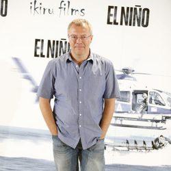 Daniel Monzón en la presentación de 'El Niño'