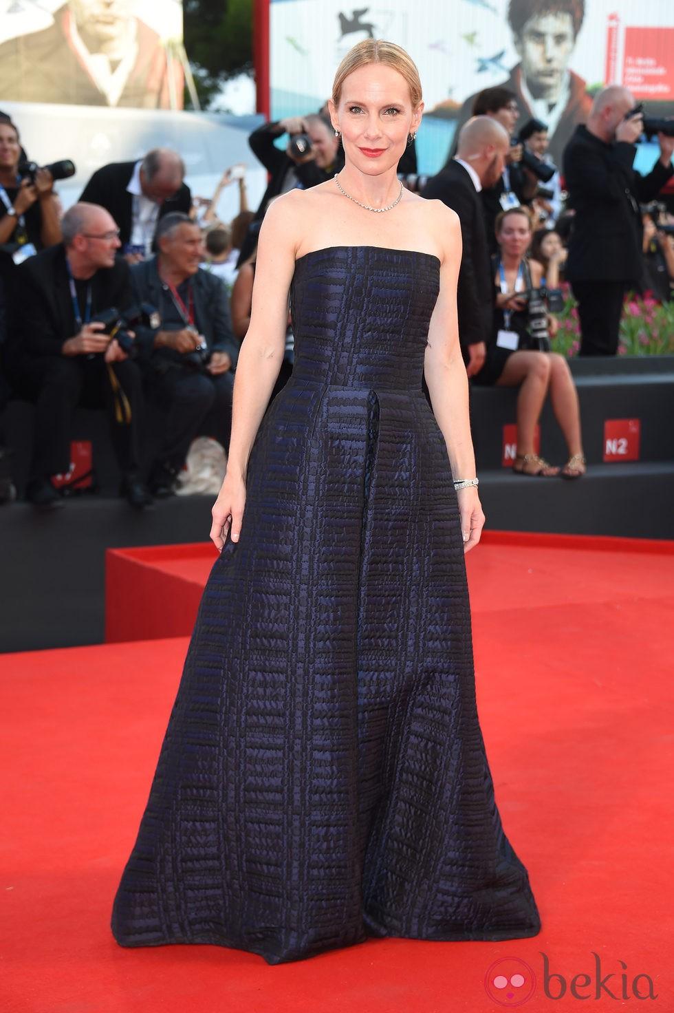 Amy Ryan en la ceremonia de apertura del Festival de Venecia 2014