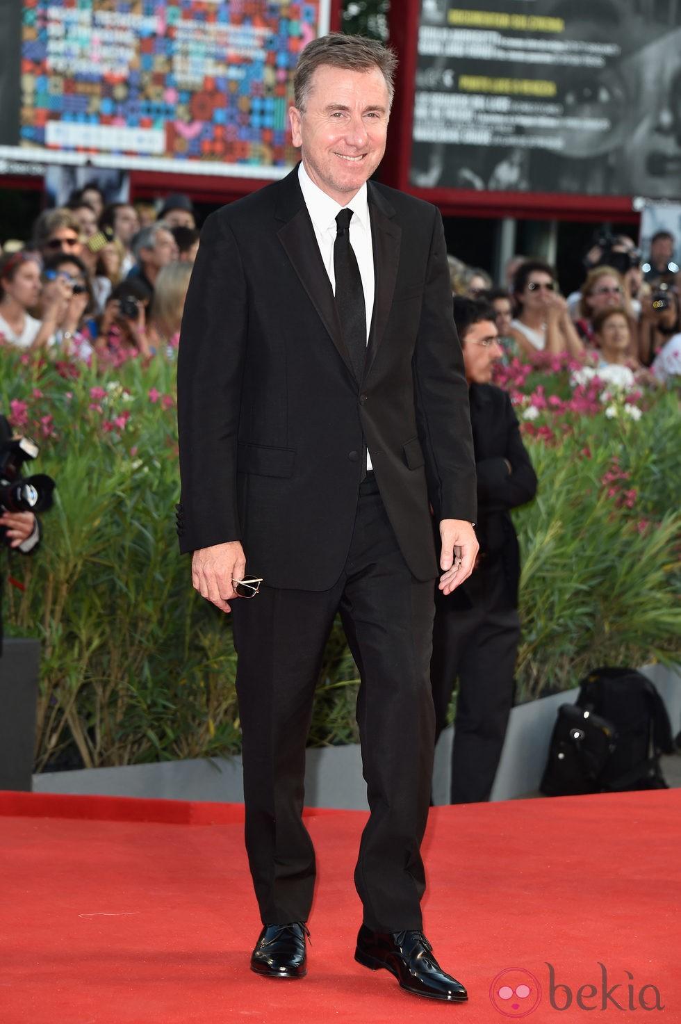 Tim Roth en la ceremonia de apertura del Festival de Venecia 2014