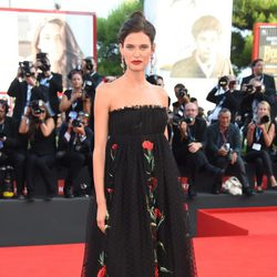 Bianca Balti en la ceremonia de apertura del Festival de Venecia 2014