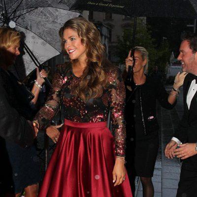 Magdalena de Suecia en los Premios Polar Music 2014
