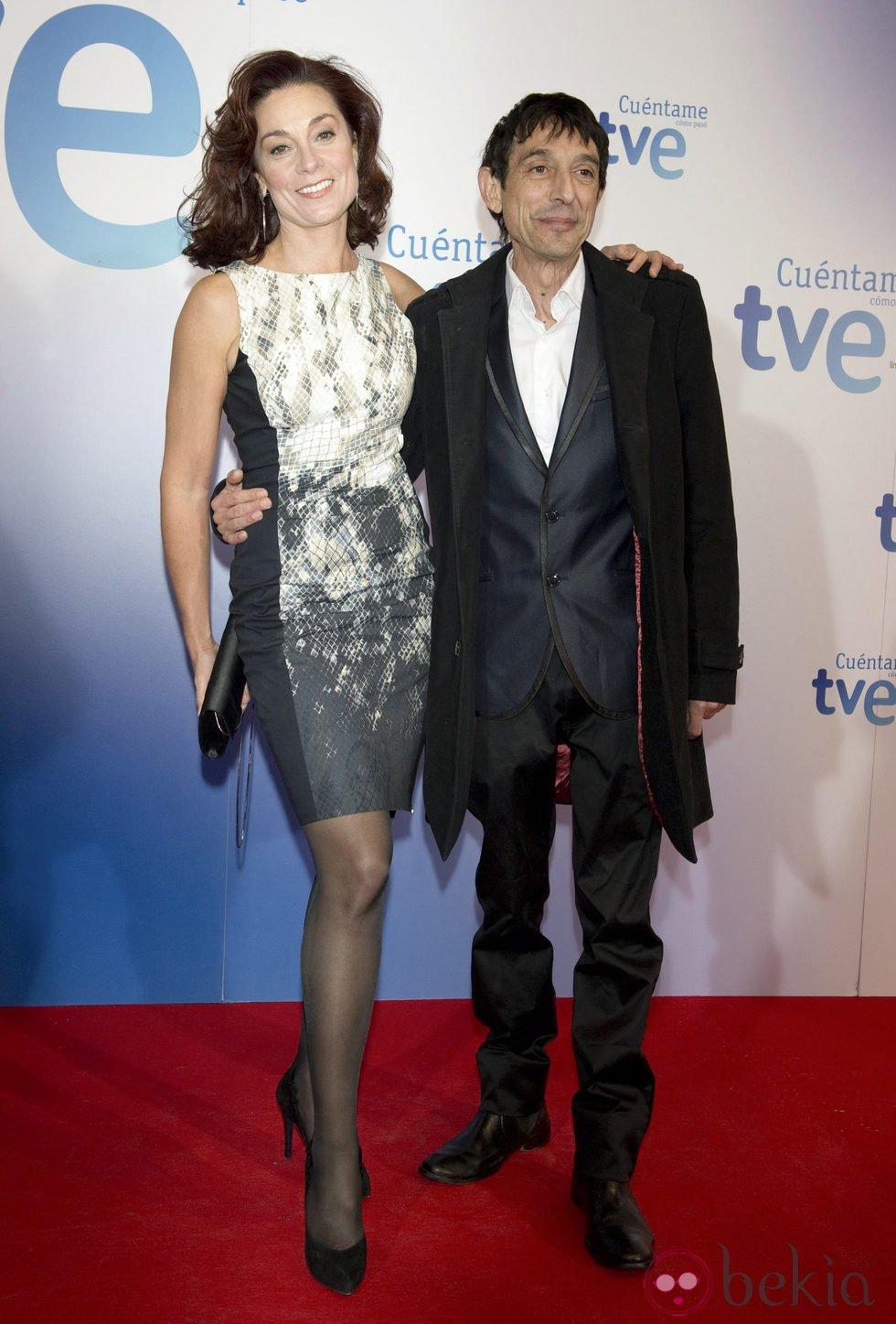 Silvia Espigado y Roberto Cairo