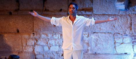 Unax Ugalde en los Premios Ceres 2014