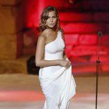 Natalia Sánchez en los Premios Ceres 2014
