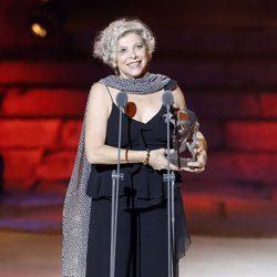 Kiti Mánver en los Premios Ceres 2014