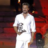 Hugo Silva en los Premios Ceres 2014