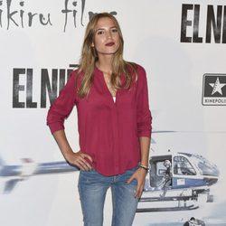 Ana Fernández en el estreno de 'El Niño'