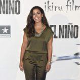 Inma Cuesta en el estreno de 'El Niño'