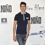 Víctor Palmero en el estreno de 'El Niño'