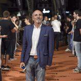 Fernando Guillén Cuervo en el estreno de 'Isabel' en el FesTVal de Vitoria 2014