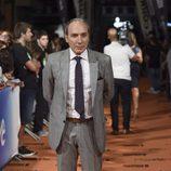 Eusebio Poncela en el estreno de 'Isabel' en el FesTVal de Vitoria 2014