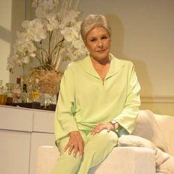 Lola Herrera actuando en la obra 'Querida Matilde'