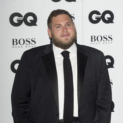 Jonah Hill en los Premios GQ Hombres del Año 2014