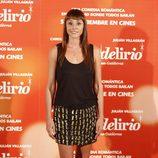 Ingrid Rubio en el estreno de 'Ciudad Delirio'
