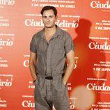 Asier Etxeandía en el estreno de 'Ciudad Delirio'