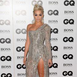 Rita Ora en los Premios GQ Hombres del Año 2014
