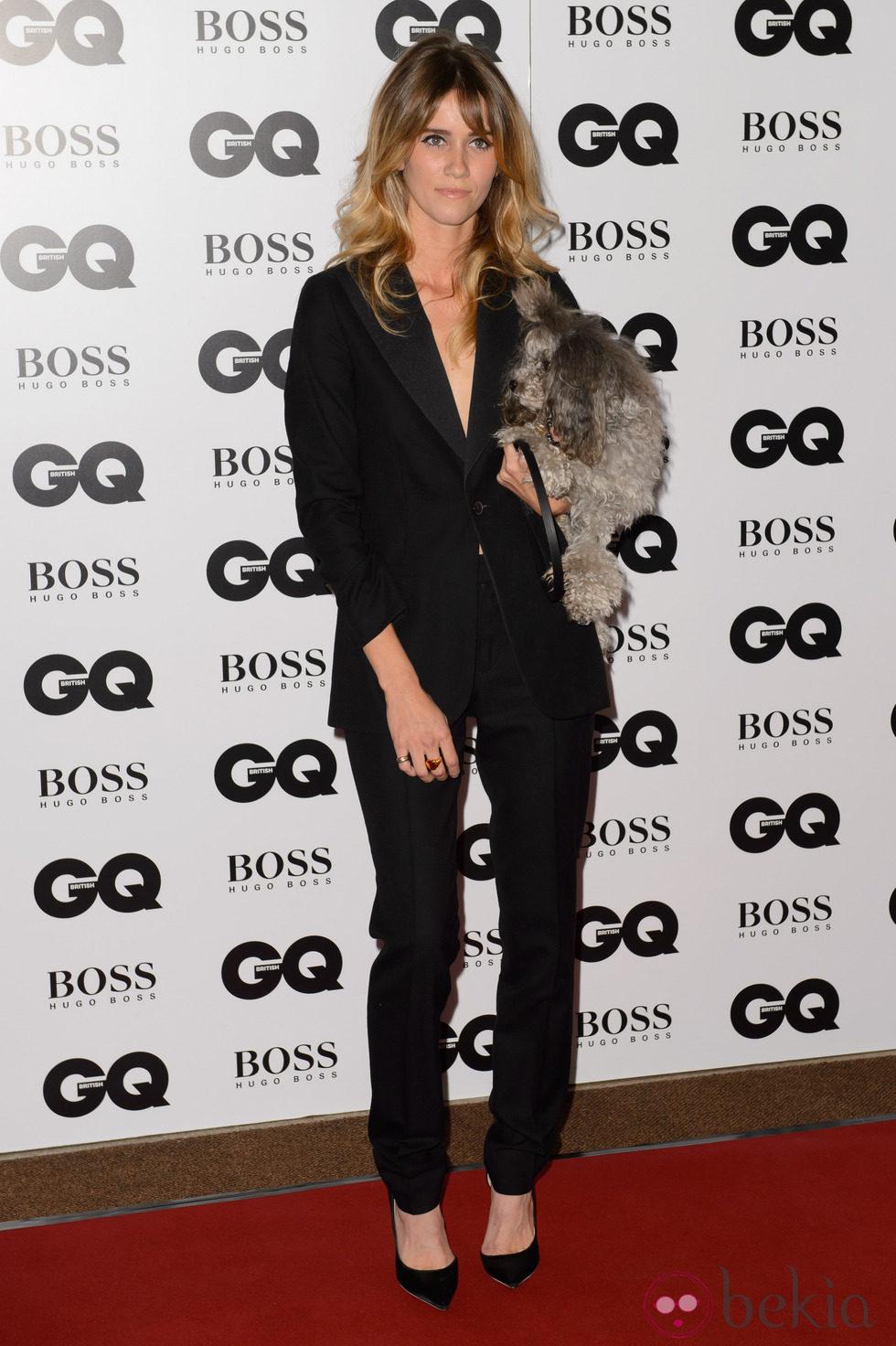 Jade Williams en los Premios GQ Hombres del Año 2014