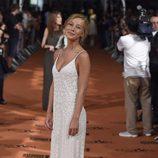 Charlotte Vega en el estreno de 'Refugiados' en el FesTVal 2014