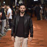 David Leon en el estreno de 'Refugiados' en el FesTVal 2014