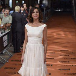 Natalia Tena en el estreno de 'Refugiados' en el FesTVal 2014