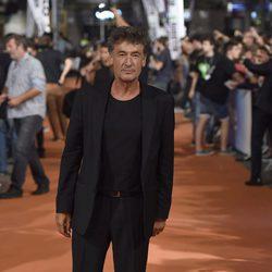 Francis Lorenzo en el estreno de la sexta temporada de 'Águila Roja' en el FesTVal 2014