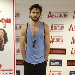 Sergio Mur en el estreno de la obra de teatro 'Love Room'