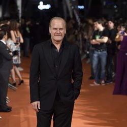 Lluis Homar en el estreno de 'Bajo Sospecha' en el FesTVal de Vitoria 2014