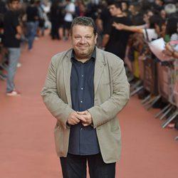 Alberto Chicote en la clausura del FesTVal de Vitoria 2014