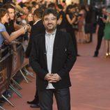Jordi Évole en la clausura del FesTVal de Vitoria 2014