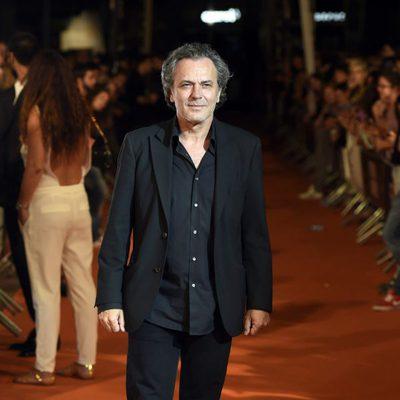 José Coronado en la clausura del FesTVal de Vitoria 2014