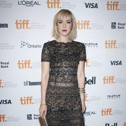 Jena Malone en el estreno de 'Time Out Of Mind' en el Festival de Toronto 2014