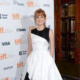 Jessica Chastain en el estreno de 'Miss Julie' en el Festival de Toronto 2014
