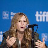 Holly Hunter en la presentación de 'Manglehorn' en el Festival de Toronto 2014