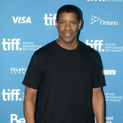 Denzel Washington en el estreno de 'The Equalizer' en el Festival de Toronto 2014