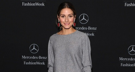 Olivia Palermo en la Semana de la Moda de Nueva York Primavera/Verano 2015