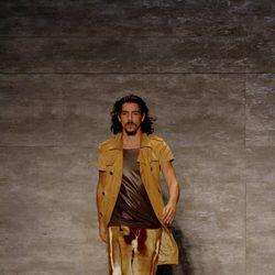 El actor Oscar Jaenada desfilará para Roberto Etxberria en la Semana de la Moda de Nueva York Primavera/Verano 2015