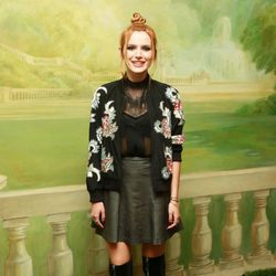 Bella Thorne en la Semana de la Moda de Nueva York Primavera/Verano 2015