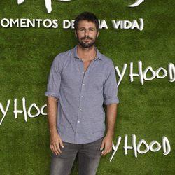 Hugo Silva en el estreno de 'Boyhood (Momentos de una vida)' en Madrid