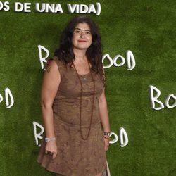 Lucía Etxebarría en el estreno de 'Boyhood (Momentos de una vida)' en Madrid