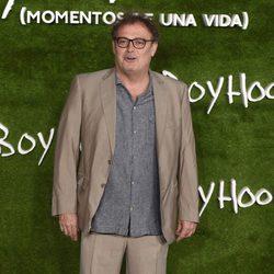 Pablo Carbonell en el estreno de 'Boyhood (Momentos de una vida)' en Madrid