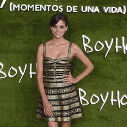 Macarena Gómez en el estreno de 'Boyhood (Momentos de una vida)' en Madrid