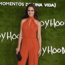 Alicia Sanz en el estreno de 'Boyhood (Momentos de una vida)' en Madrid