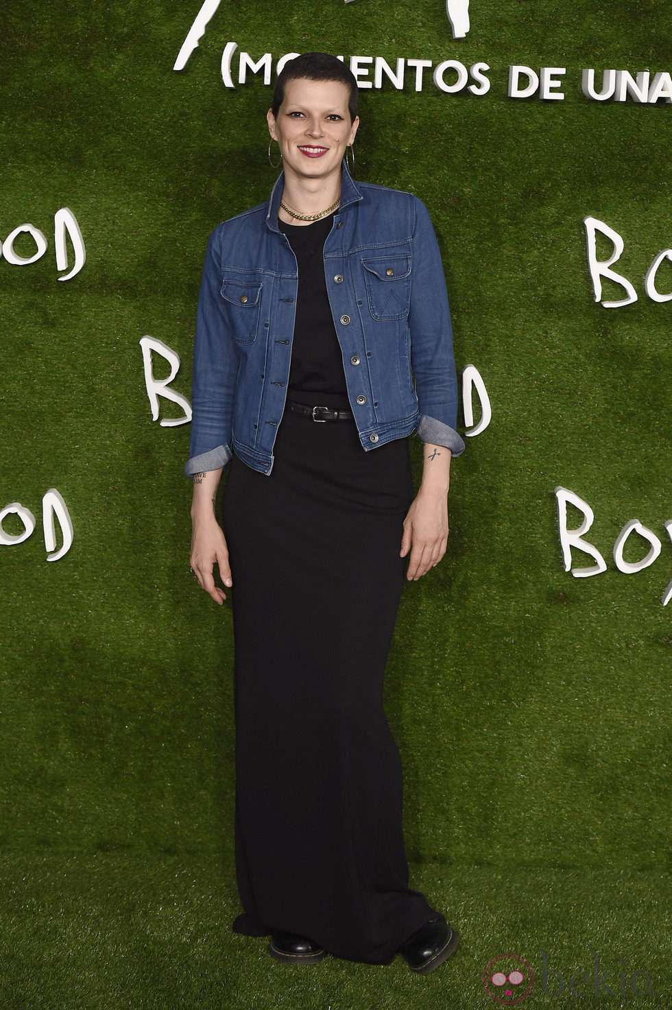 Bimba Bosé en el estreno de 'Boyhood (Momentos de una vida)' en Madrid