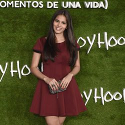 Sara Sálamo en el estreno de 'Boyhood (Momentos de una vida)' en Madrid