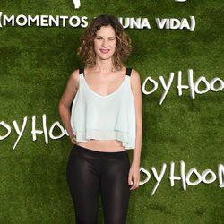 Lidia San José en el estreno de 'Boyhood (Momentos de una vida)' en Madrid
